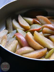 Fried Apples   MomsTestKitchen.com