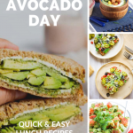 Avocado Lunch Recipes