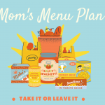 Mom's Menu Plan Logo