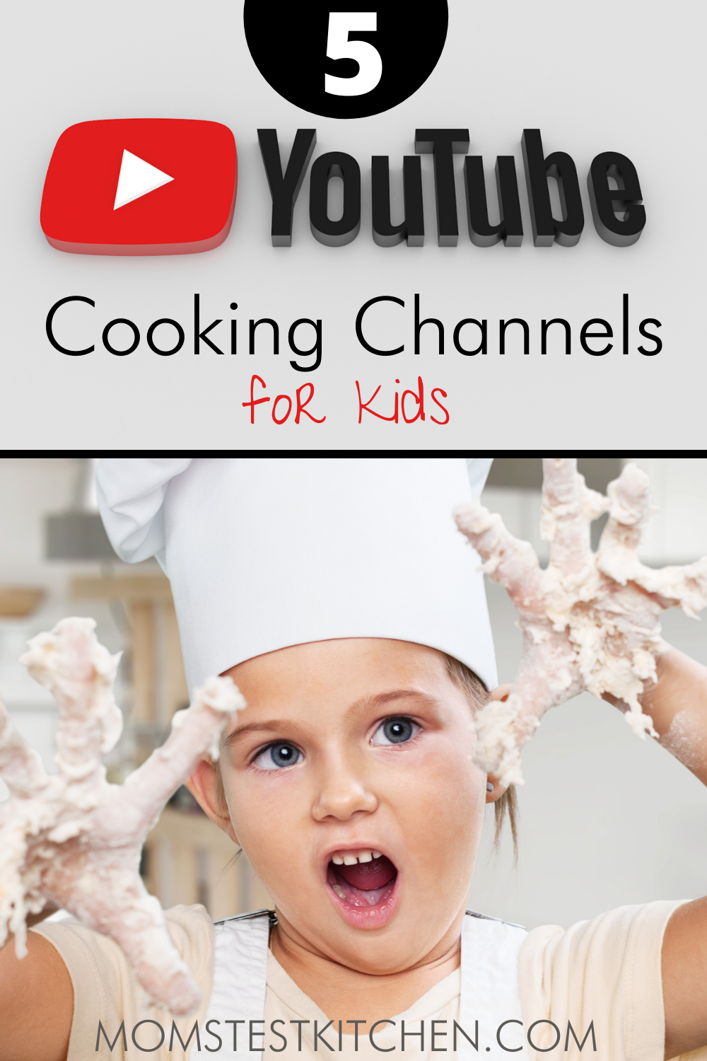 These cooking channels for kids will keep your little ones entertained on a rainy day; and maybe even inspire them to get in the kitchen and cook for you!
