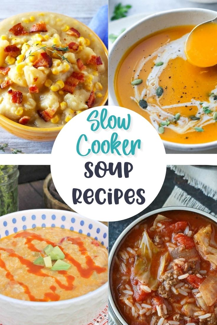 Let your slow cooker do the work with these easy Crock Pot Soup Recipes – perfect for those chilly winter nights.